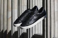 アディダス コンソーシアムが、クロコレザーの新作スニーカー「ロッド レイバー ヴィンテージ」発売 | ニュース - ファッションプレス