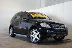 Used Mercedes-Benz ML 320 CDI Luxury (4x4), Underwood, 2006 Mercedes-Benz ML 320…