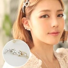 Buy 'kitsch island – Swarovski Star Crystal Stud Silver Earrings' with Free International Shipping at YesStyle.com. Browse and shop for thousands of Asian fashion items from South Korea and more!