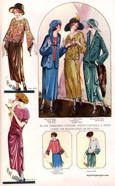 The Delineator Magazine 1923
