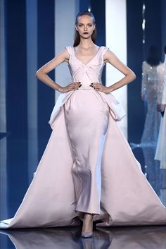 Ralph & Russo Haute Couture Fall 2014.