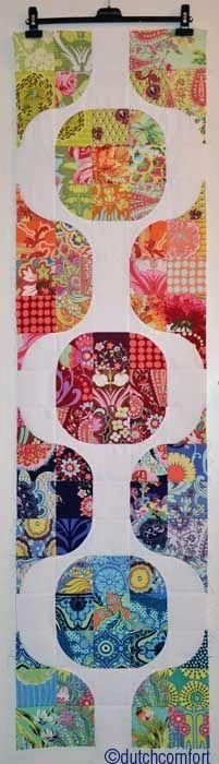 ModPop quilt part 1 | Flickr - Photo Sharing!