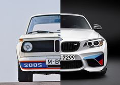 Kies maar: BMW 2002 Turbo vs. BMW M2 M Performance