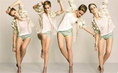 Photoshoot with Emma Watson