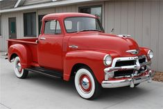 1955 Chevrolet 3100 pickup The material which I can produce is suitable for… Chevrolet 3100, Chevrolet Trucks, Cool Trucks, Chevy Trucks, Chevrolet Impala, Lifted Trucks, 1954 Chevy Truck, Vintage Pickup Trucks, Classic Trucks