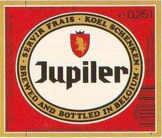 Jupiler - badge