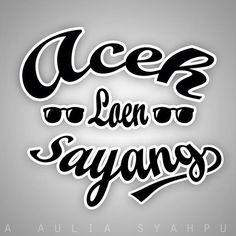 Aceh Loen Sayang #acehloensayang #anakaceh #wisataaceh #tengokaceh #acehadventure #insta_aceh #acehkece