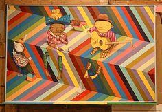 os gemeos arte brasileira