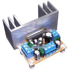 Placa p/ montar Amplificador com LA4270