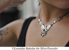 Savat Necklace  http://www.silvertownart.com/Magnificent_Savat_Necklace_p/ng1210121.htm