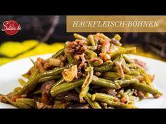 Hackfleisch-Bohnen-Pfanne - low carb und glutenfrei - salala.de - Low Carb mit Vroni & Nico