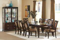 Montblanc Formal Dining Room Set