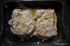Friptura de porc la cuptor - marinata cu iaurt si usturoi | Savori Urbane Steak, Cooking, Pork, Fine Dining, Kitchen, Steaks, Brewing, Cuisine, Cook