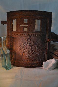 Beautiful Victorian Decorative Rusted Antique by RustedPulchritude