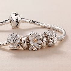 Now available in all Emma & Roe and Michael Hill stores. Fashion Jewellery Online, Pandora Jewelry, Flourish, Piercings, Charms, Rose Gold, Charm Bracelets, Diamond, Piercing