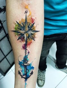 Image result for nautical tattoo designs