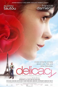 """Audrey Tatou in her new French film, """"Delicacy"""". Love."""