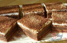 Nepečené Be-be řezy s čokoládou Tiramisu, Banana Bread, Catering, Food And Drink, Cupcakes, Sweets, Baking, Dinner, Izu