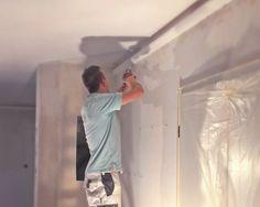 Wohnidee De wohnidee im wohnzimmer umgesetzt orac lichtleiste kombiniert mit