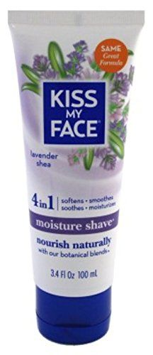 Kiss My Face 4in1 Lavender  Shea Moisture Shave 34 Ounce Pack of 2 -- Read more  at the image link.