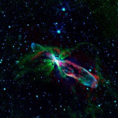 Spitzer and ALMA reveal a turbulent starbirth in Herbig-Haro 46/47