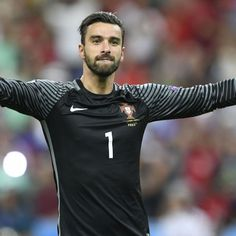 Portugal ratings: Rui Patricio stood tall as Portugal withstood a French onslaught en route to winning Euro writes Tom Kundert. Football Icon, Football Love, Football Shirts, Football Players, Cristiano Ronaldo, Messi, Fantasy Football Game, Match Highlights, International Football