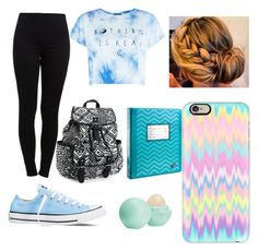 """Back to school!"" by aaliyahdixon5 ❤ liked on Polyvore"