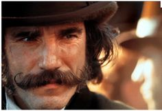 Daniel Day-Lewis and his moustache. Two manly things in one pic. Liam Neeson, Best Beard Styles, Hair And Beard Styles, Martin Scorsese, Moustaches, Daniel Plainview, Best Movie Villains, New York Movie, New York Wallpaper
