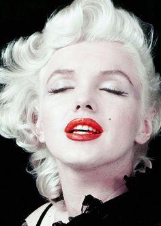 Marilyn Monroe photographed by Milton Greene, 1955.