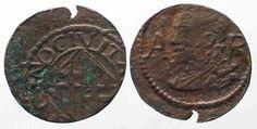 1622-1655 Spanien - Barcelona BARCELONA Ardite o.J.(1622-55) FELIPE IV. Kupfer ERHALTUNG! # 74662 ss-vz