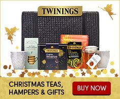 Add a #LittleSparkle this Christmas with Twinings https://goo.gl/5kgSLq