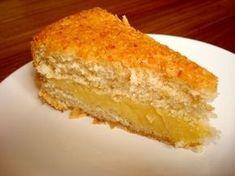 Foie gras in a casserole - Healthy Food Mom Coconut Recipes, Banana Bread Recipes, Cake Recipes, Dessert Recipes, Cookie Desserts, No Bake Desserts, Cocoa Cake, Kolaci I Torte, Peach Cake