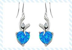 Star K Choice Of 14 Colors Hanging Hook Earrings Silver Review – A Wide Diversity Of Gems The dazzling appearance of a sparkling gem might be the one and only element to describe luxury and style. When it is also combined with a sterling silver backing, you can congratulate yourself for a