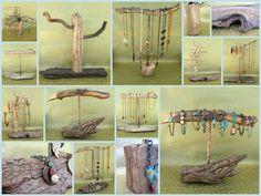 Missficklemedia.com: New Driftwood Jewelry Stands!