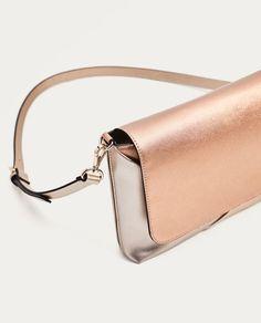 Image 5 of MULTICOLORED METALLIC ENVELOPE BAG from Zara Latest Bags, Zara United Kingdom, Summer Maxi, Dress Outfits, Metal, Women, Inspiration, Fashion, Envelope