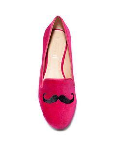 MOUSTACHE SLIPPER - Shoes - TRF - ZARA United States
