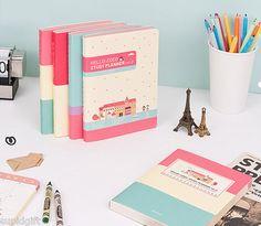 Hello Coco Study Planner Ver 2 Diary Journal Scheduler Organizer Agenda Kawaii   eBay