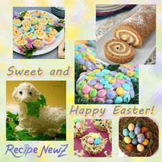 Make something beautiful and delicious for your loved ones this Easter! We have hundreds of recipes for you to choose from.