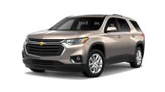 2018 Chevrolet Traverse Vehicle Photo in Mercer, PA 16137