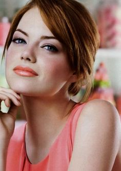 "Emma Stone - love her in ""The Amazing Spiderman""!"