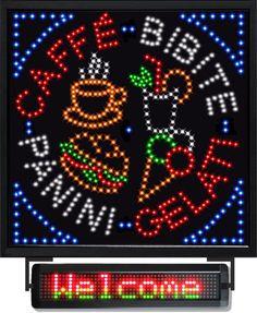 Risultati immagini per lavagna luminosa bar
