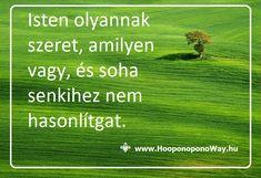 Hálát adok a mai napért. Jó tudni, hogy te különleges és egyedi vagy. Nem az, amit mások elvárnak, amit rólad mondanak. Isten olyannak szeret, amilyen vagy, és soha senkihez nem hasonlítgat. Nincs mércéje, mértékegysége, egy tökéletes darabja vagy az Univerzumnak. Köszönöm. Szeretlek ❤ ⚜ Ho'oponoponoWay Magyarország You Gave Up, I Love You, My Love, Hit, Motivating Quotes, My Spirit, Don't Give Up, Prayers, Motivation