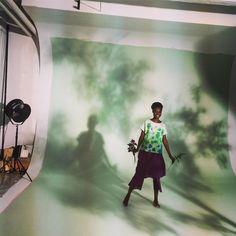 @busiga - Monica Ekervik Hedman | Spring, Green - Gudruns May Magazine  #jamesochperra #gudrunsworld #gudrunsjoden #swedishfashion #green #lovegreen