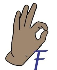 HearMyHands!: letter of the week: F!