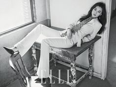 More Of Jeon Ji Hyun For The April & May Editions Of Elle | Couch Kimchi