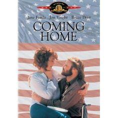 COMING HOME starring Jon Voight and Jane Fonda