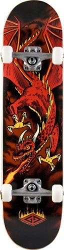 Special Offers - Powell Golden Dragon Flying Dragon Complete Skateboard - In stock & Free Shipping. You can save more money! Check It (April 03 2016 at 09:48AM) >> http://kidsscooterusa.net/powell-golden-dragon-flying-dragon-complete-skateboard/
