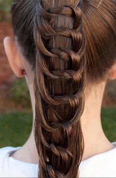 The only braid styles youll ever need to master school outfits viking style womens hair viking braids celtic hairstyles google search ccuart Images
