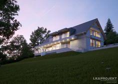 Projekty domów LK Projekt LK&1355 zdjęcie 2