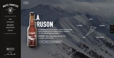 White Frontier Brewery - Site of the Day March 22 2015